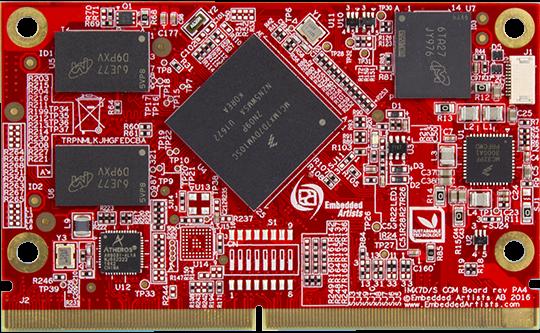 Image of iMX7 Dual COM