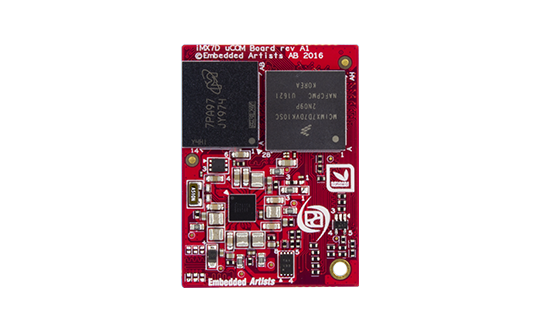 Image of iMX7 Dual uCOM
