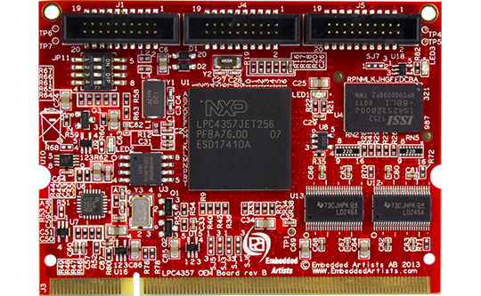 Image of LPC4357 OEM