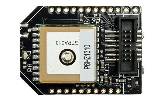 Image of GPS Receiver board