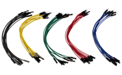 Jumper Wires F/M 50 pack
