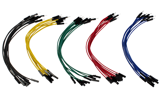 Image of Jumper Wires F/M 50 pack