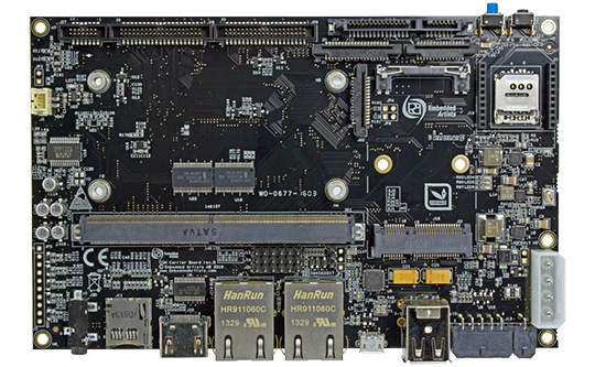 COM Carrier Board