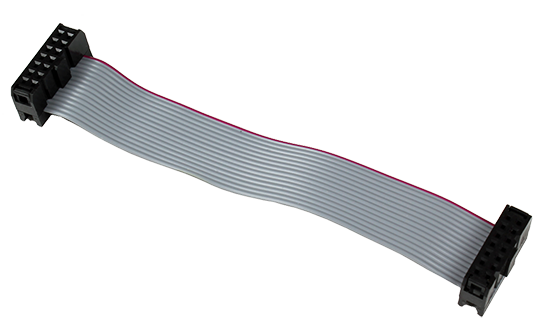 Image of 14-pos IDC Ribbon Cable 100 mil