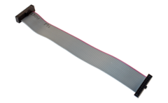 20-pos IDC Ribbon cable 50 mil