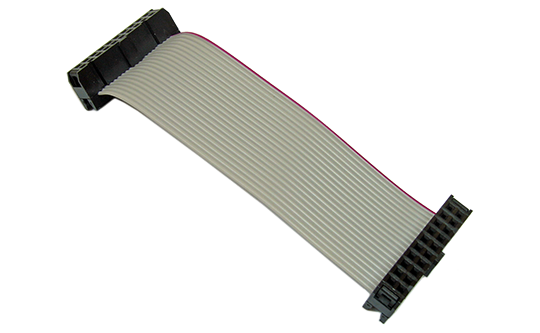 Image of 20-pos IDC Ribbon Cable 100 mil