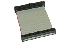 50-pos IDC Ribbon cable 100 mil