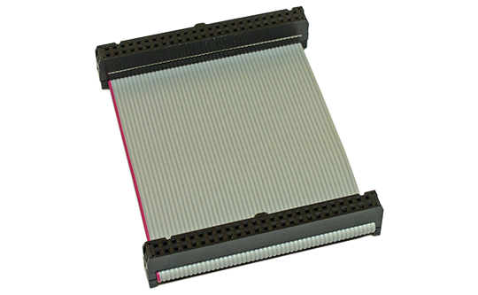Image of 50-pos IDC Ribbon Cable 100 mil