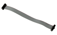 14-pos IDC ribbon cable 50 mil