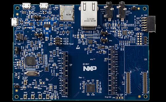 Image of IoT Module Baseboard