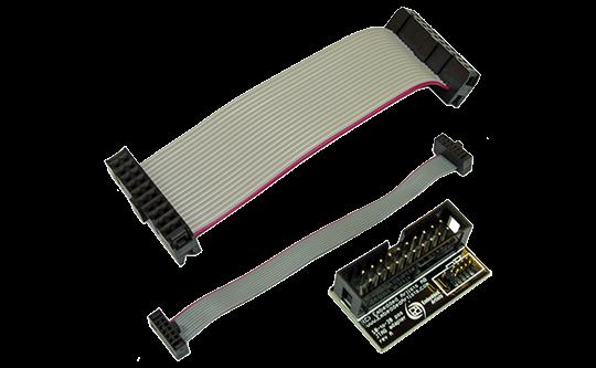 Image of 10-pin to 20-pin JTAG Adapter