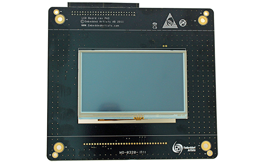 Image of LCD Board, 4.3 inch TFT 480×272