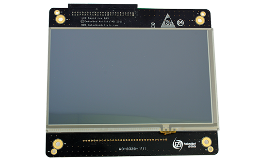 Image of LCD Board, 7.0 inch TFT 800×480