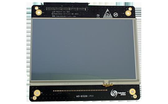 LCD Board, 7 inch