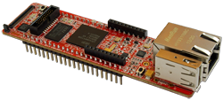 LPC4088 QuickStart Board Diagonal