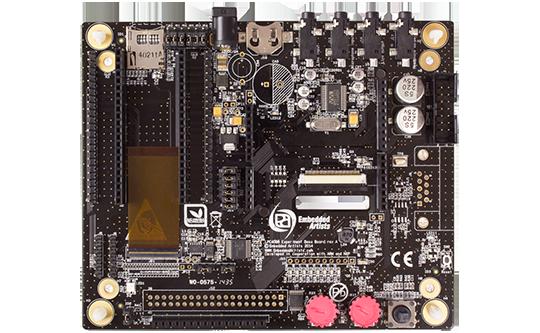 LPC4088 Experiment Baseboard