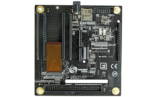 LPC4088 QSB baseboard