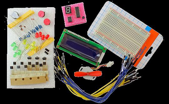 Image of LPC812 MAX Experiment Kit
