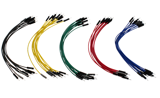 Image of Jumper Wires M/M 50 pack