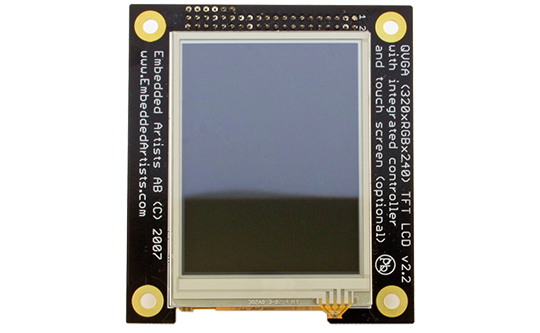 Image of 3.2 inch QVGA LCD Color Display
