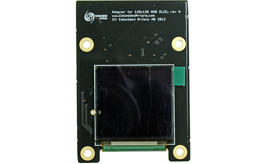 Image of 1.5 inch RGB OLED 128×128 px