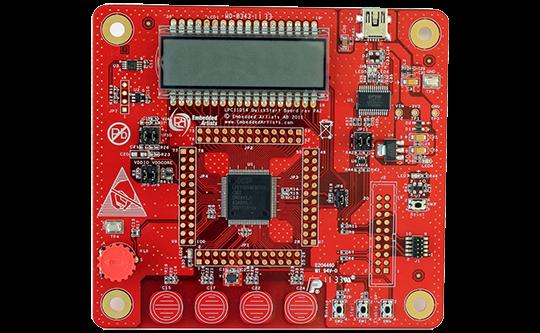 Image of LPC11D14 QuickStart