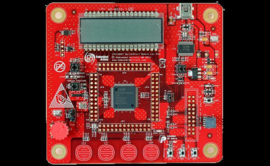 Image of LPC12D27 QuickStart