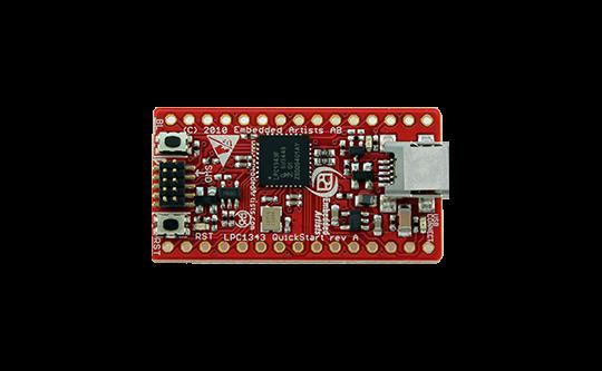 Image of LPC1343 QuickStart