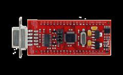 LPC2106 RS232 QSB