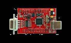 LPC2148 USB QSB