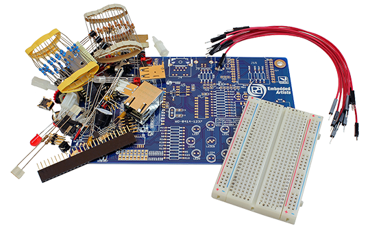 Image of LPCXpresso Experiment Kit