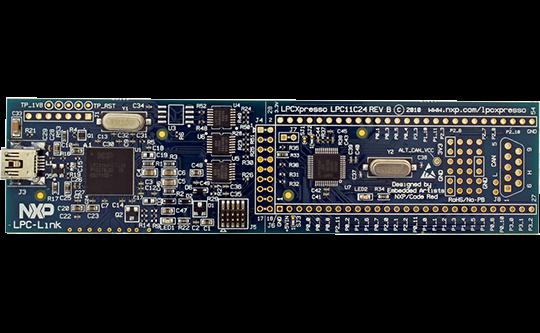 Image of LPC11C24 LPCXpresso