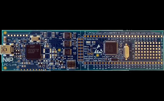 Image of LPC1227 LPCXpresso