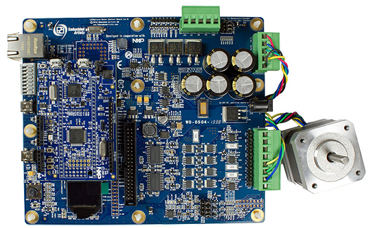 Image of LPC1549 Motor Control Kit (BLDC)