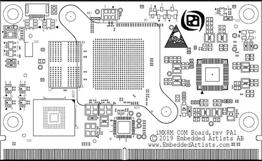 Image of iMX8M COM