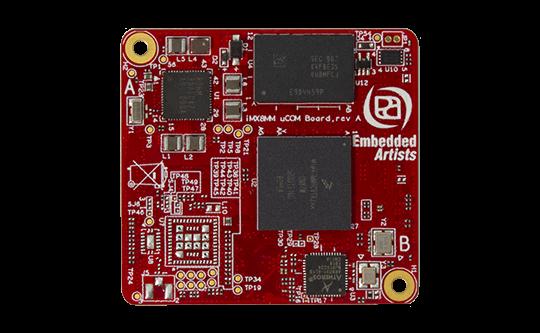 Image of iMX8M Mini uCOM
