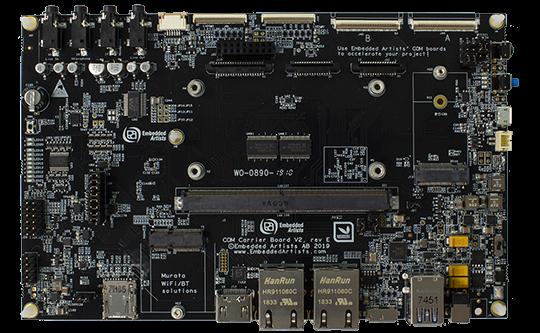 Image of COM Carrier Board V2