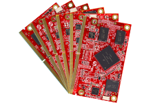 COM Boards in fan