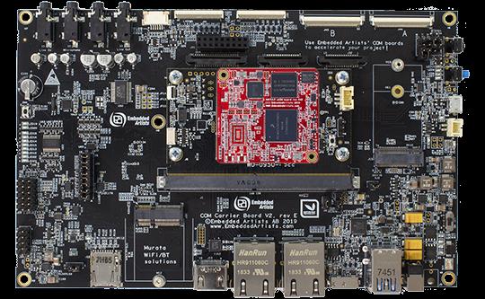 Image of iMX7ULP uCOM Developer's Kit V2