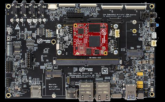 Image of iMX8M Mini uCOM Developer's Kit V2