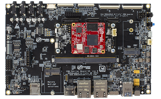 Image of iMX8M Mini uCOM Developer's Kit