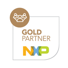 NXP Gold Partner Vertical