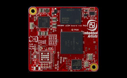 Image of iMX8M Nano uCOM