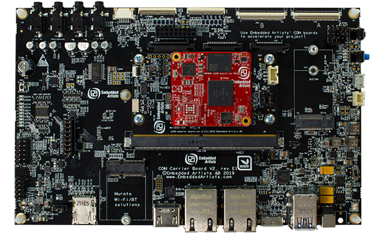 Image of iMX8M Nano uCOM Developer's Kit V2