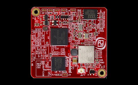 Image of iMX RT1064 uCOM